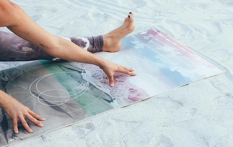 Yoga mats 2017