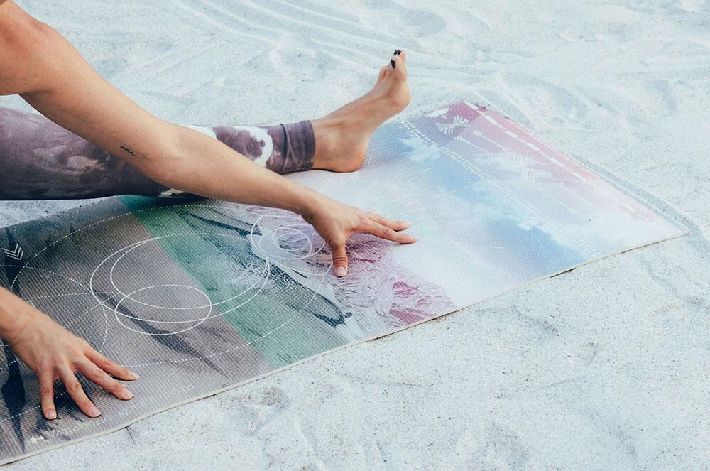 Yogamat-art-sahara